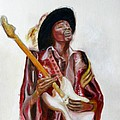 Jimi by Tom Conway