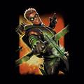 Jla - Green Arrow #1 by Brand A