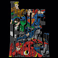 Jla - Lettered League by Brand A