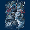 Jla - Ride The Lightening by Brand A