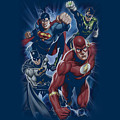 Jla - Storm Chasers by Brand A