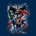 Jla - The Coming Storm by Brand A