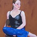 Jo In Chair by Scott Bowlinger