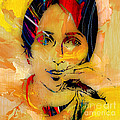 Joan Baez Collection by Marvin Blaine