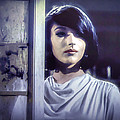 Joanna Frank In Zzzzz by Brian Wallace