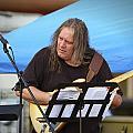 Jocelyn Godfrey Guitarist 2 by Dennis James