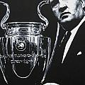 Jock Stein - Celtic Fc by Geo Thomson