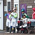 Jockeys by Alice Gipson