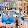 Jodhpur - Rajasthan - India by Luciano Mortula