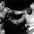 Joe Frazier Vs. Muhammad Ali by Everett