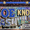 Joe Knows Nashville by Alan Hutchins