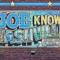 Joe Knows Nashville by Frozen in Time Fine Art Photography