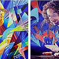 Joel And Andy by Joshua Morton