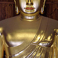 Jogyesa Buddha by Jean Hall