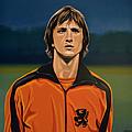 Johan Cruyff Oranje by Paul Meijering