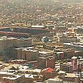 Johannesburg Stadium by Lisa Byrne