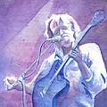 John Bell At Wakarusa by David Sockrider