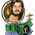 John Bonham by Art