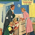 John Bull 1957 1950s Uk Cooking by The Advertising Archives