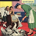 John Bull 1957 1950s Uk Dogs Cleaning by The Advertising Archives