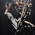 John Coltrane by Annalise Kucan