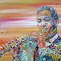 John Coltrane by Fabrizio Cassetta