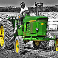 John Deere 4020 by Rob Hawkins