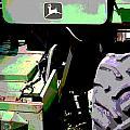 John Deere Green by Renie Rutten