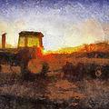 John Deere Photo Art 06 by Thomas Woolworth