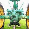 John Deere Tractor by Dan Sproul