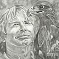 John Denver and Friend