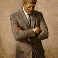 John F Kennedy 2 by Andrew Fare
