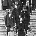 John F. Kennedy Funeral by Underwood Archives