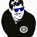John F Kennedy Signature Wayfarer by Jost Houk