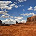John Ford Point - Monument Valley  by Saija  Lehtonen