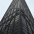 John Hancock South And West Facades by Thomas Woolworth