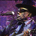 John Lee Hooker by Martin Deane