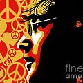 John Lennon Imagine by Sassan Filsoof
