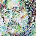 John Lennon Portrait.2 by Fabrizio Cassetta
