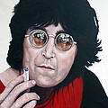 John Lennon by Tom Roderick