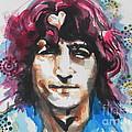 John Lennon..up Close by Chrisann Ellis