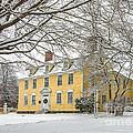 John Paul Jones House by Scott Thorp