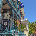 John Rutledge House by Dale Powell