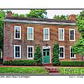 John Snow House Worthington by Jack Schultz