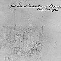 John Trumbull Sketch by Granger