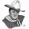 John Wayne #1 by Jay Kinney