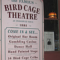 John Wayne's Filmography Bird Cage Theater Tombstone Az  2004 by David Lee Guss