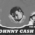 Johnny Cash by David Millenheft