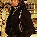 Johnny Cash Golden Gate Peak Old Tucson Arizona 1971 by David Lee Guss