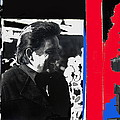 Johnny Cash  Smiling Collage 1971-2008 by David Lee Guss